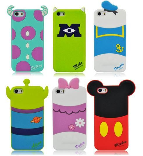 bb2a10cb38f Fundas para móviles de Disney | Cosas que comprar | Fundas para ipod ...