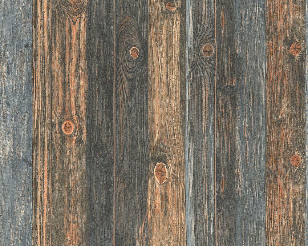 Pin By Ruth Davison On Xyz Wood Wallpaper Blue Wood Wood Panel Walls