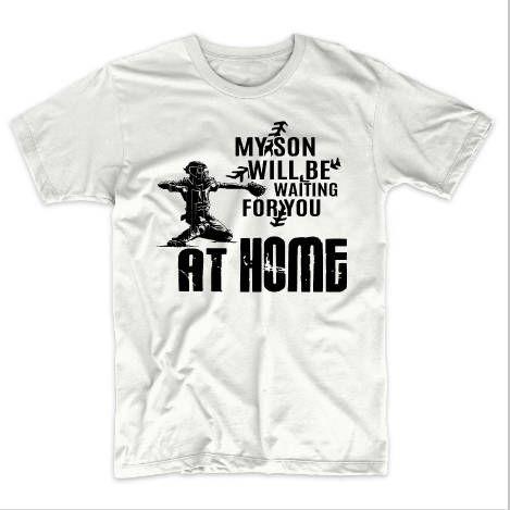 46715c86 Baseball Mom Shirt - Baseball Mom T-Shirt - Catcher Baseball Shirt - Funny Baseball  Mom Shirt - Catcher T-Shirt - Softball Catchers Shirt