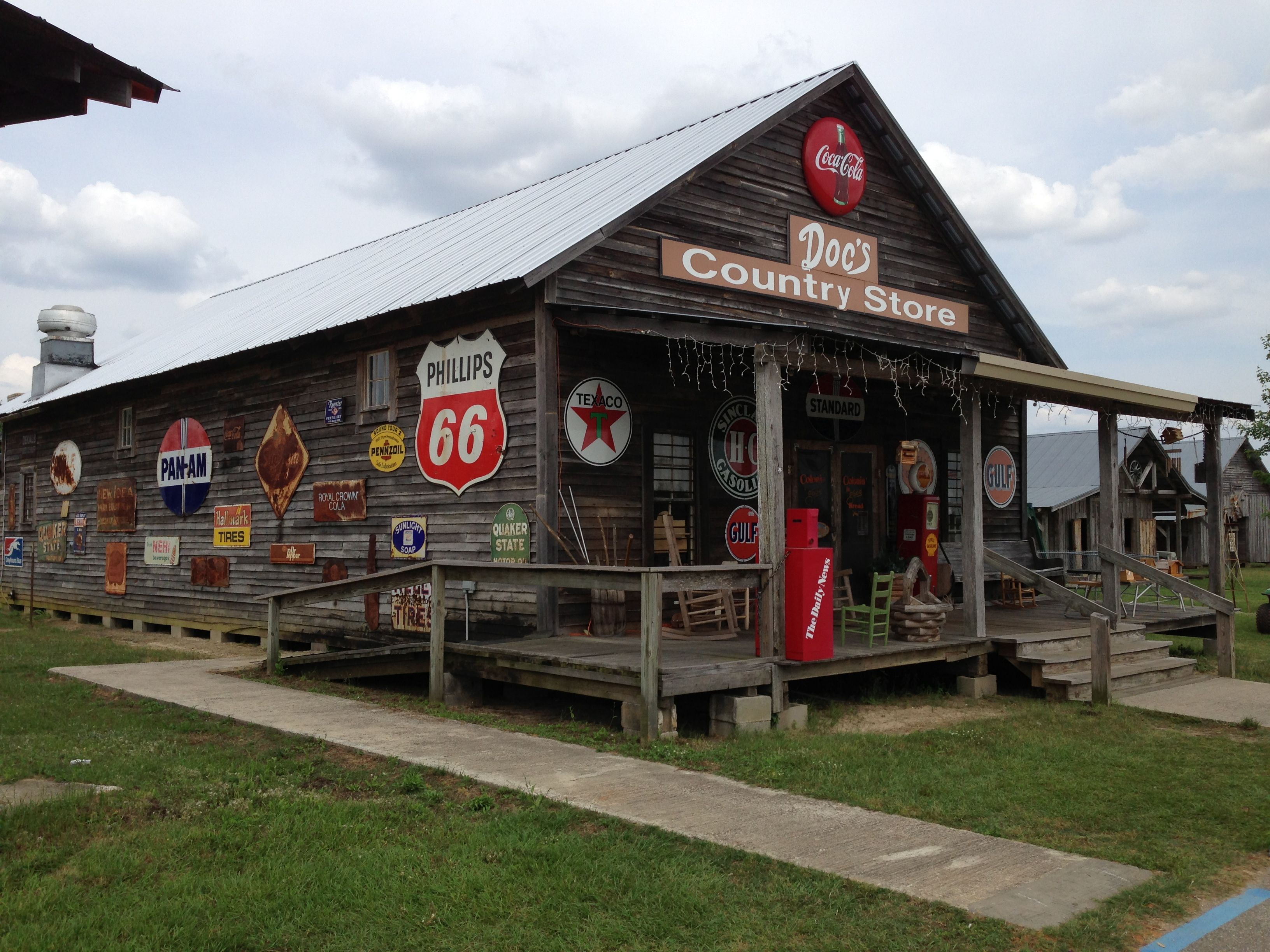 Doc S Country Store Opp Alabama Favorite Places