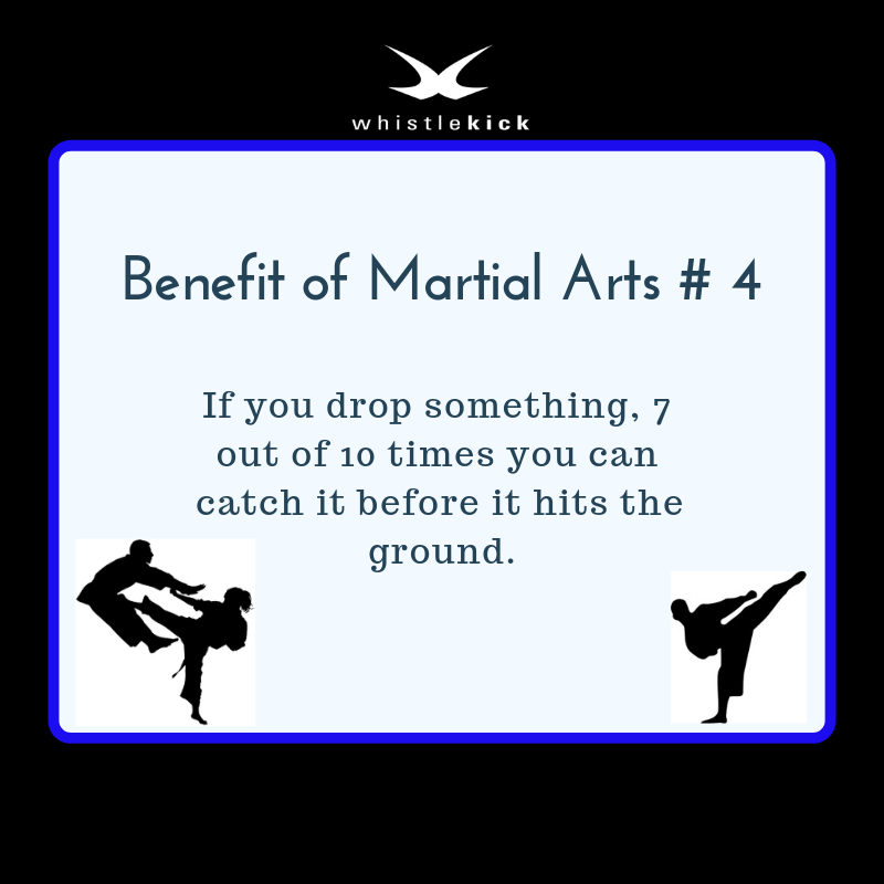 BenefitofMartialArts Are you fast enough? When you train