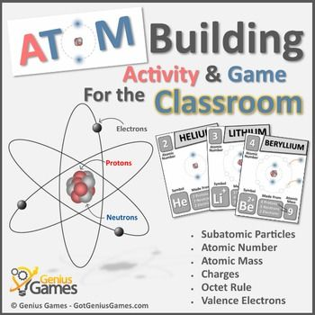 This is a simple classroom activity that is intended to show - new periodic table atomic mass protons