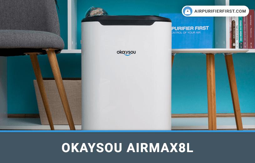 Okaysou AirMax8L Medical Grade Air Purifier Review in