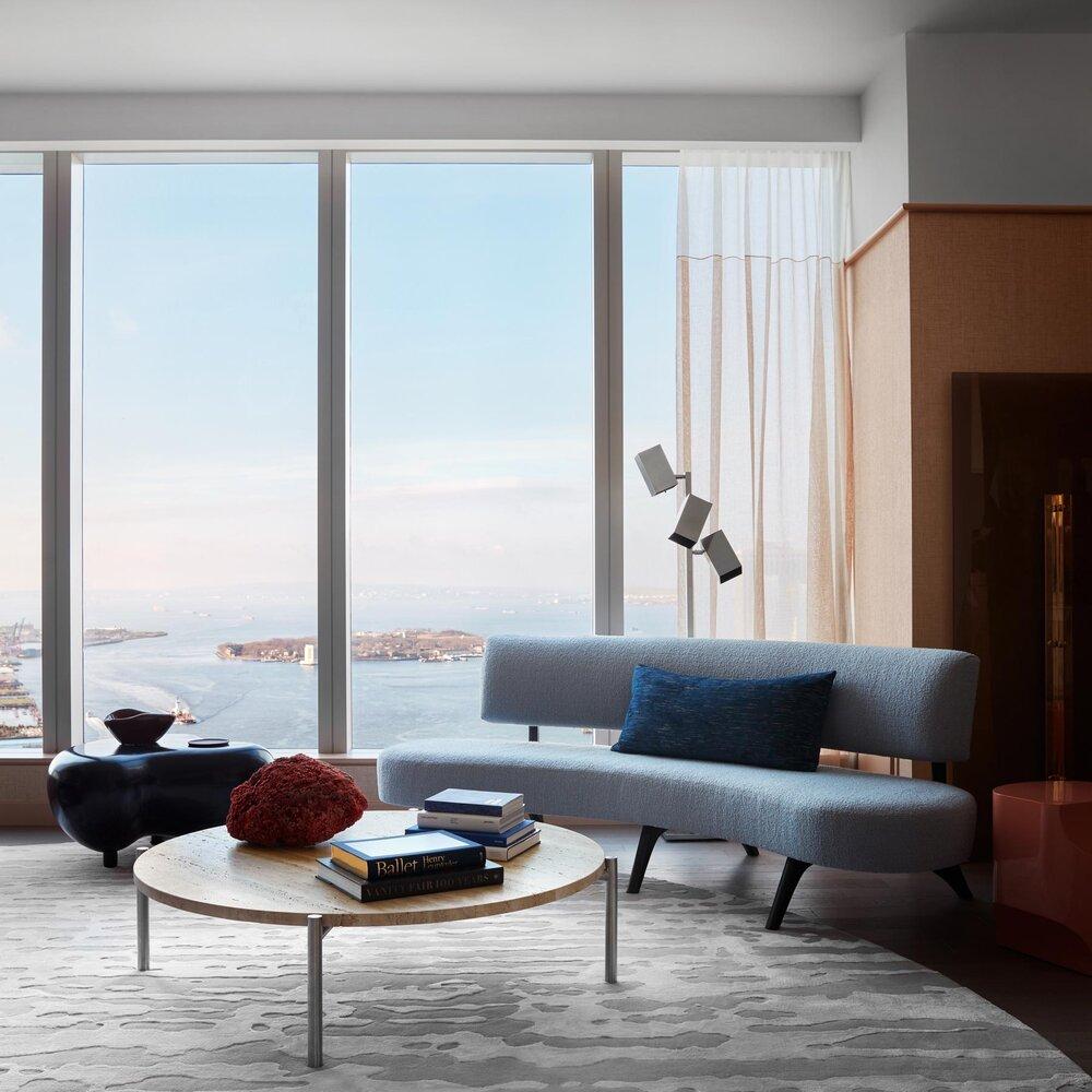 1970s New York Apartment Interior