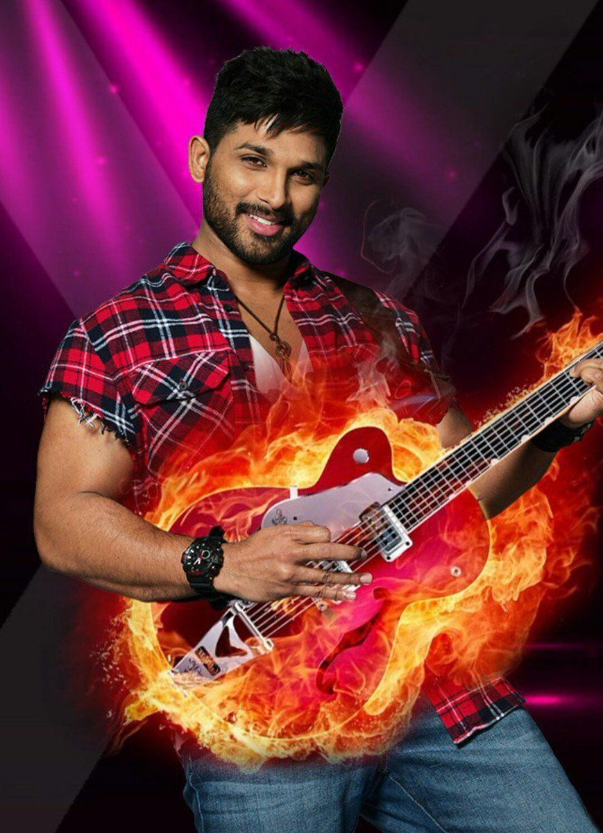 allu arjun latest hd wallpapers and latest hd images | pinterest