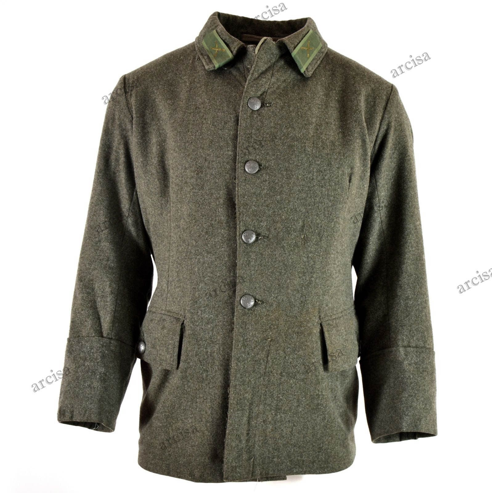 3327fee3d7 WWII original vintage Swedish army wool uniform jacket M39 1940 s uniform