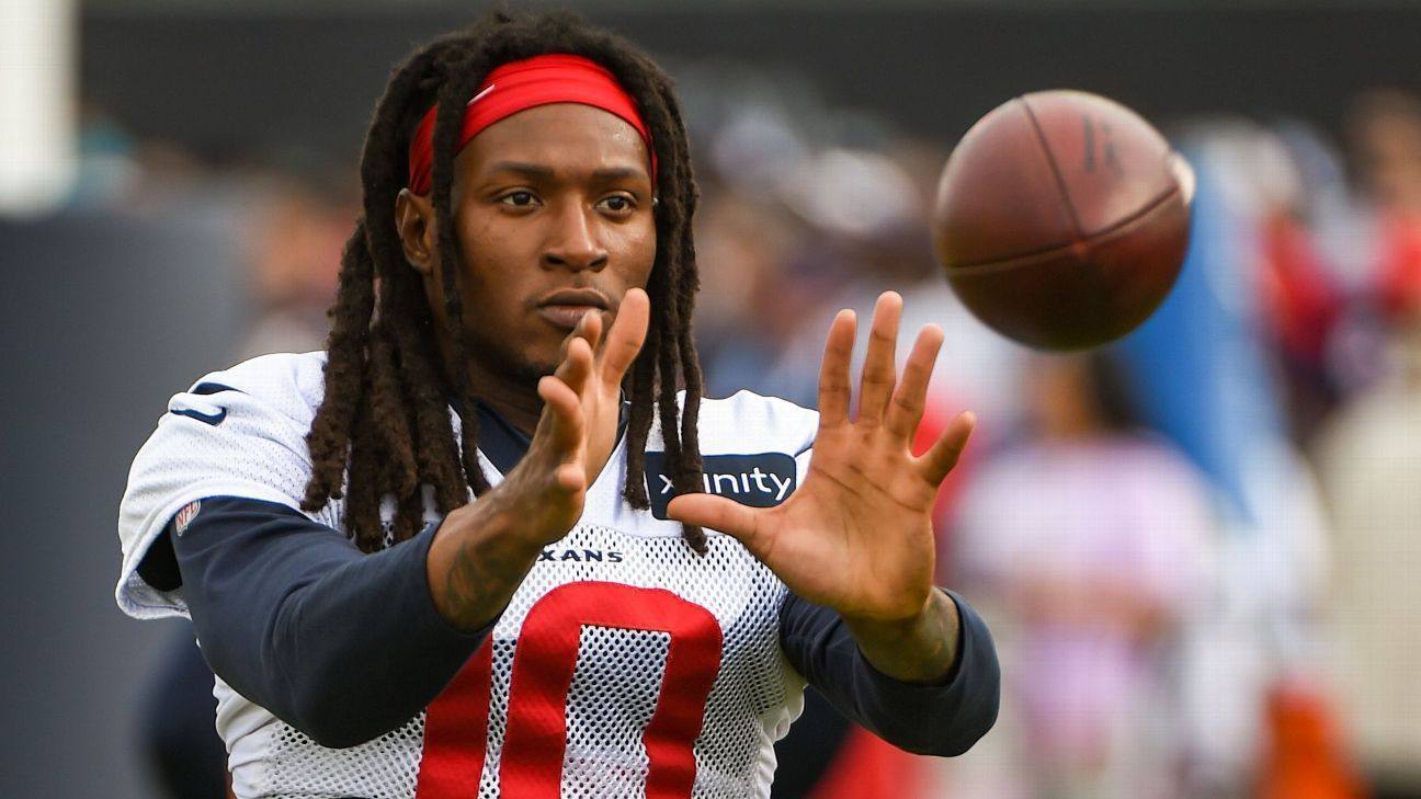 Hopkins Trade To Cards Wasn T A Big Surprise In 2020 Deandre Hopkins Hopkins Play Soccer