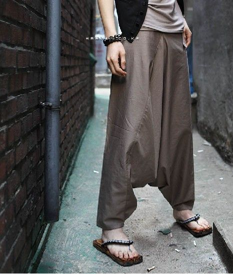 Can i pull of Harem Pants Not sure.