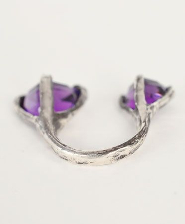 Double Spectra Ring