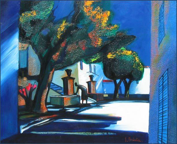 Kolasinski peintre recherche google mon mus e pinterest - Artiste peintre marseille ...