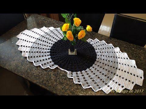 centro caminho de mesa espiral em croch youtube h keln h keln h keln ideen und stricken. Black Bedroom Furniture Sets. Home Design Ideas