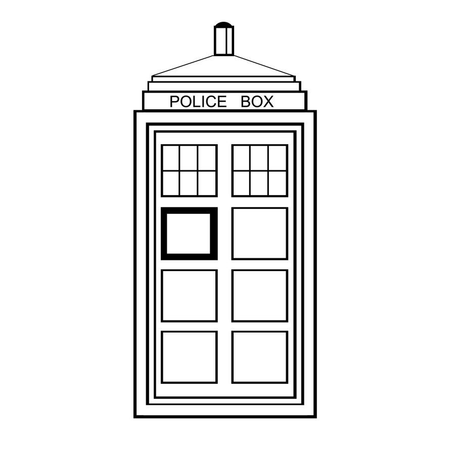 tardis lineart by queen382 on deviantart embroidery and sewing