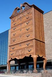 Furnitureland South High Point Nc Building Entrance Facade Furniture Capital Of The World 1 Million Square Feet Went With A Friend Who Had Just