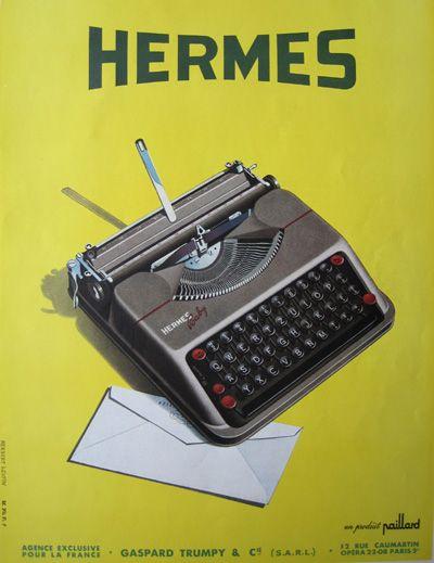 Reclame-affiche, Herbert Leupin, ca. 1950