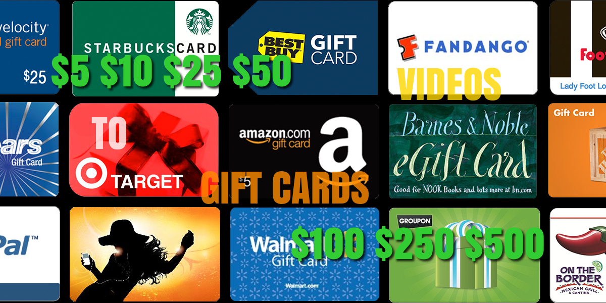 100 Gift Card Paypal Cash Amazon Cards Watching Walmart Best Buy Swagbucks Videos Offers Target Gift Cards Amazon Card Cool Things To Buy