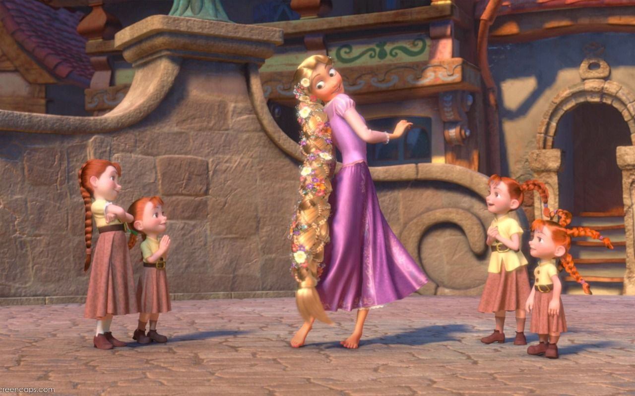Disney Princess Wallpaper Rapunzel