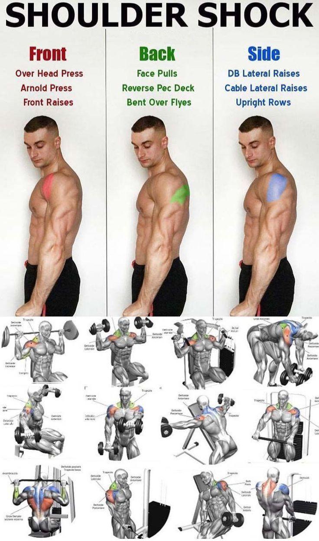 Ultimate shoulder workout plan 2020