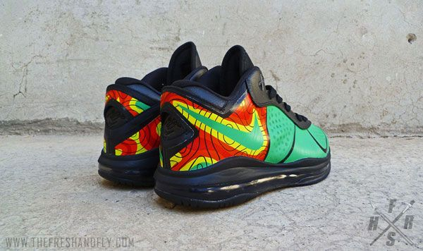 the best attitude 34751 b4367 nike-lebron-8-v2-low-weatherman-01