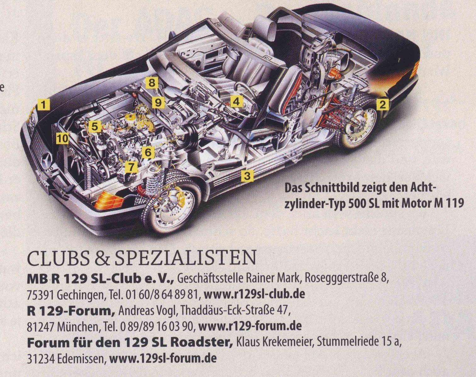 Mercedes Benz Sl Class R129 Mercedes Mercedes Sl Mercedes R129