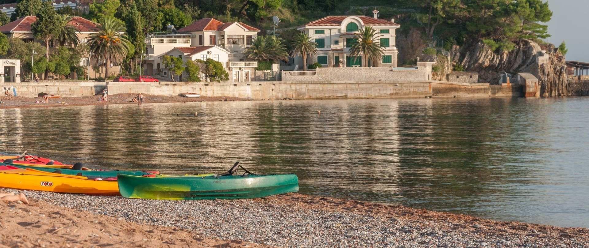 Petrovac, Montenegro #summer #SummerHoliday #Montenegro #travel #mediterranean #Petrovac