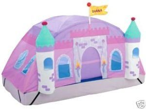 New Customed Royal Princess Fantasy Play Castle Bed Tent | Lily