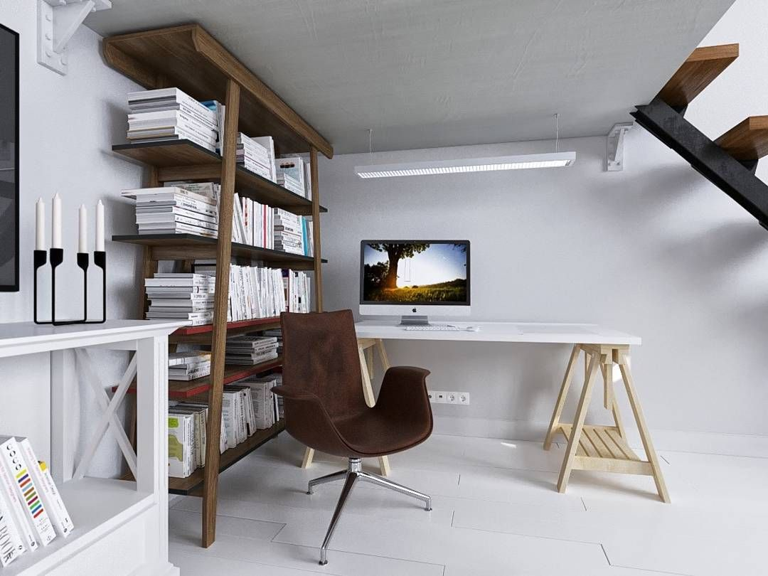 Elegant Home Office Ideas For Small Interior