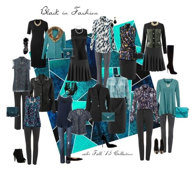 Black in Fashion by leanne-m-zellmer on Polyvore featuring Yves Saint Laurent, Christian Louboutin, Chloé, Tabitha Simmons, Casadei, Michael Kors, Tory Burch, Gucci, Proenza Schouler and Jimmy Choo
