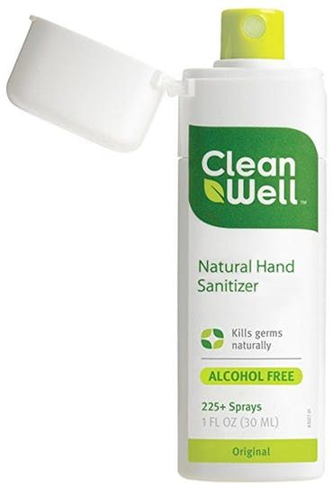 The Best Alcohol Free Hand Sanitizer Costs 4 Natural Hand