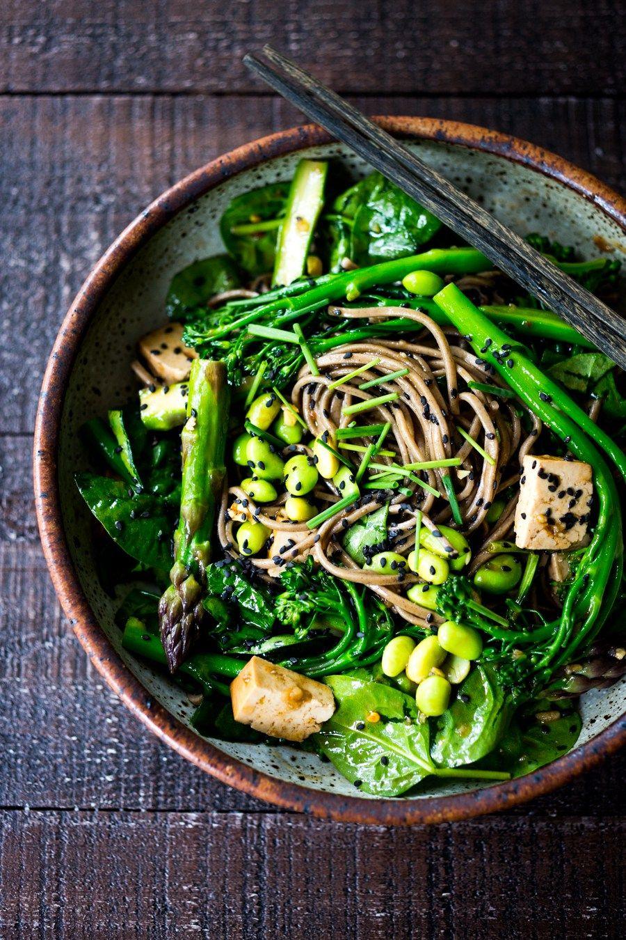 Jade Noodles Vegan Soba Noodles