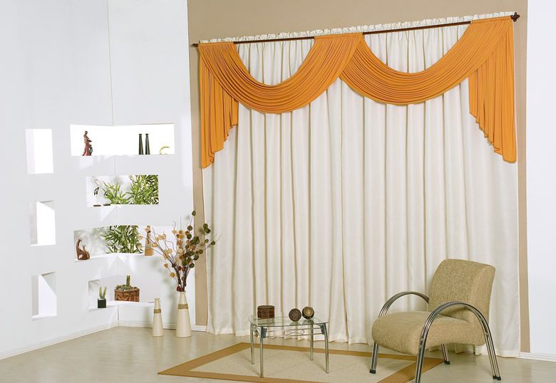 cortina para varao com bando 5 bando cortina Pinterest - ideas de cortinas para sala