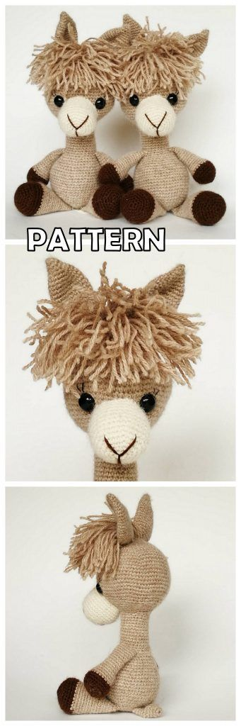 16 Best Amigurumi Animal Crochet Patterns - Amigurumi Crochet,  #Amigurumi #Animal #Crochet #... #stuffedtoyspatterns