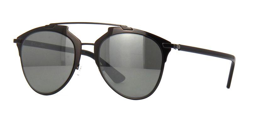 e5c03e02510 Dior Reflected M2PSF Black Sunglasses