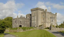 This is where I'll be this weekend! (Markree Castle, Sligo, Ireland.)