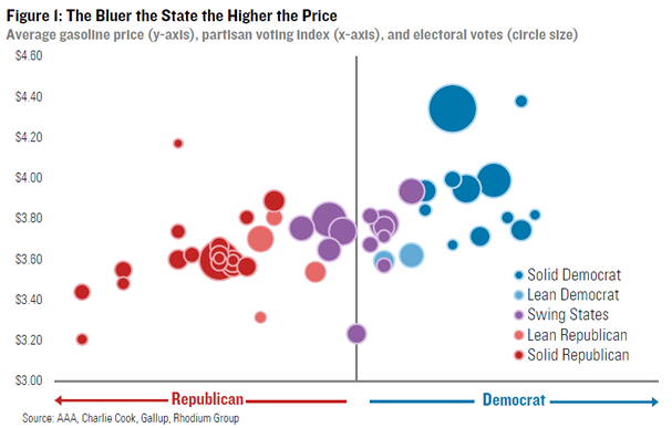 Will This Gas Price Map Decide Obamas Election Map Gas Prices Map - Gas prices us map