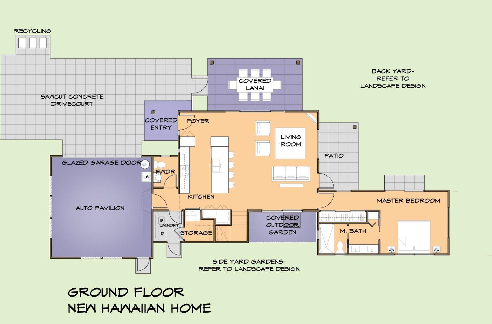 Pin On Hawaiian House Plans