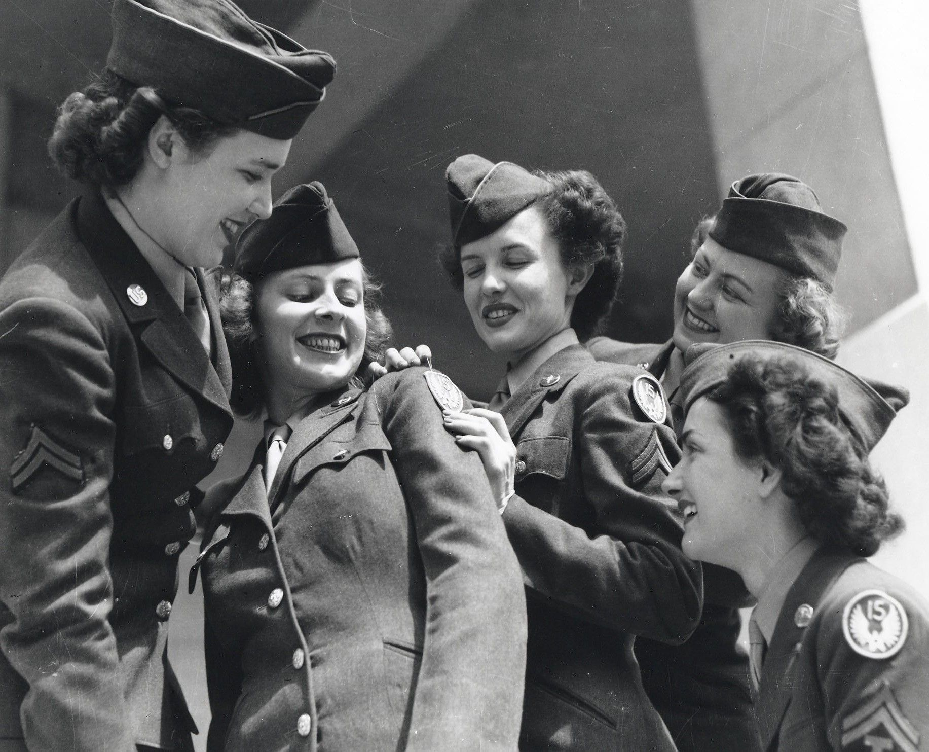 Pin On Women S Army Corps