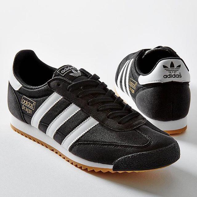 adidas Originals Dragon: Black | Adidas dragon, Adidas originals ...