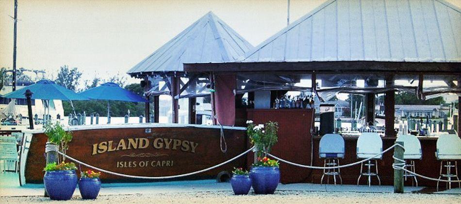 Island Gypsy Cafe And Marina Bar Naples Fl