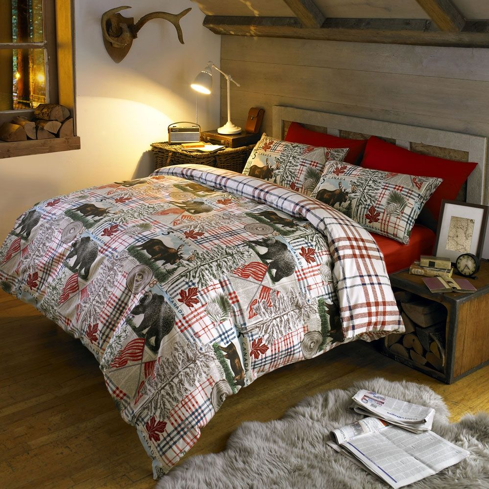 Bedding Vancouver Duvet Cover Set Bedding sets uk, Bed
