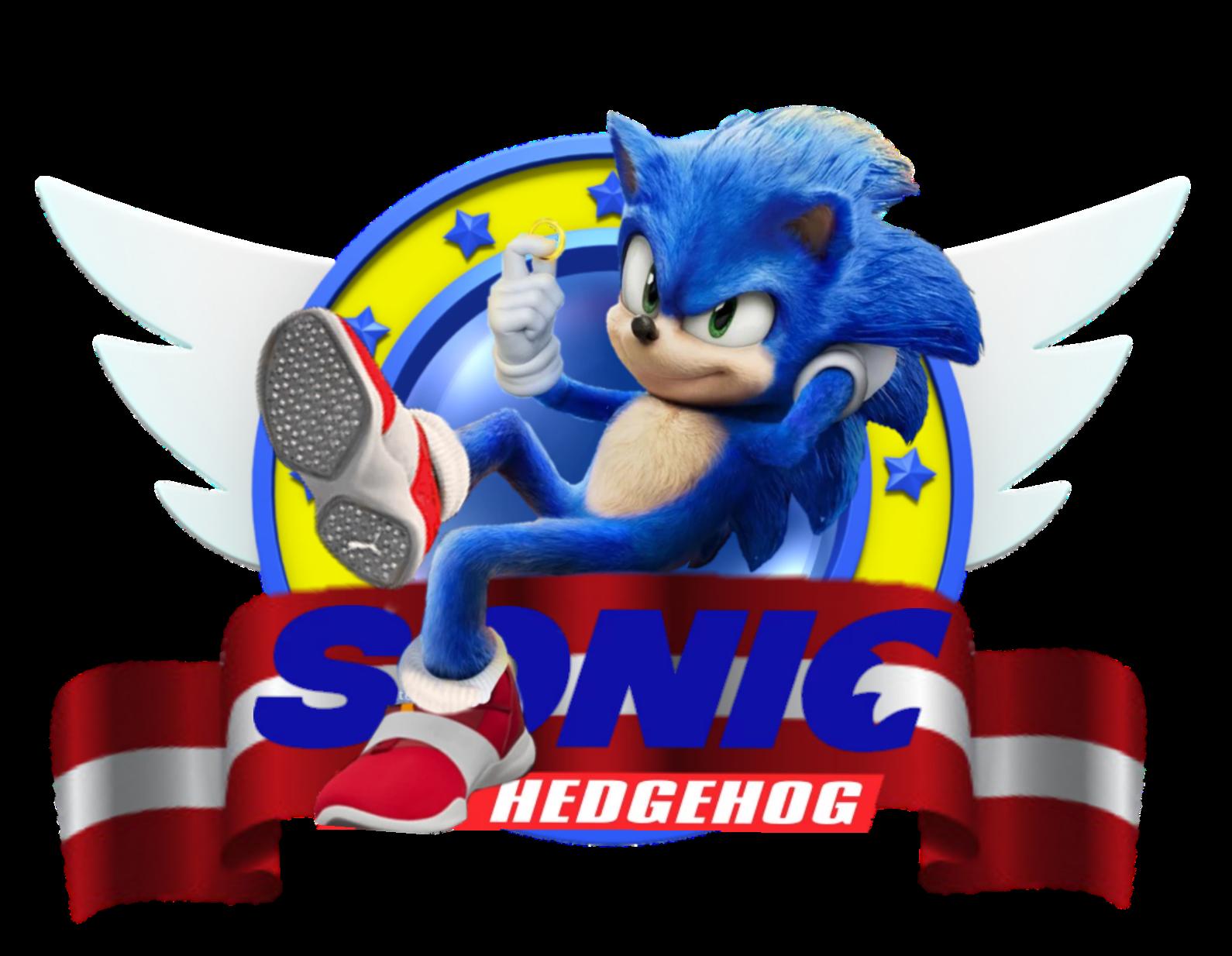 Sonic The Hedgehog Logo Sonic The Hedgehog Sonic Hedgehog