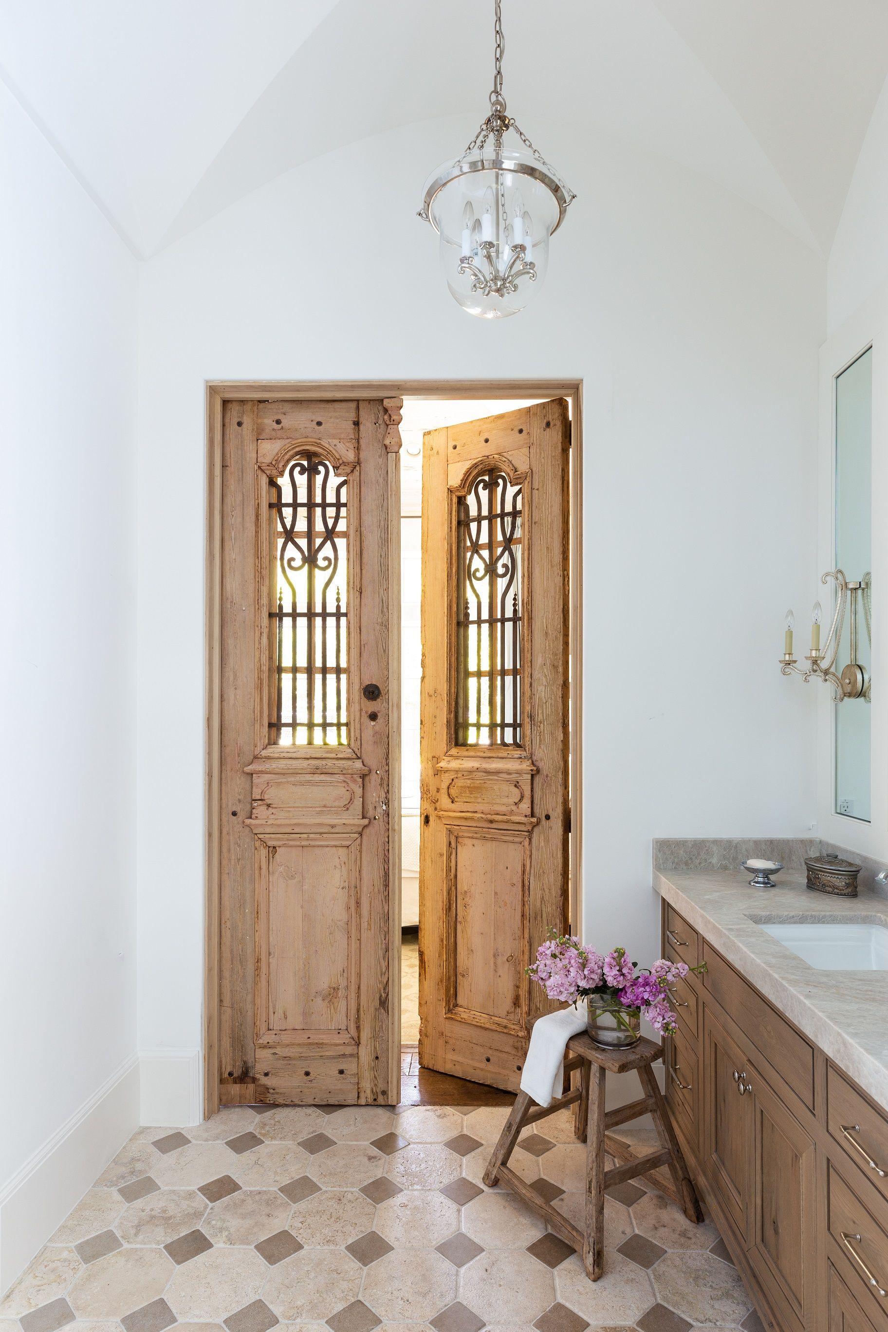 7 Dreamy Door Styles - Marie Flanigan Interiors  Wood doors