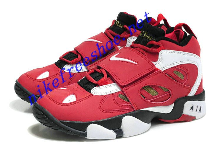 Nike Air Diamond Turens 49ers 49ers 49ers Varsity Rouge Metallic Or 487658 db915d