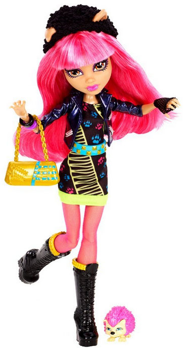 13 Wishes Howleen Wolf Doll