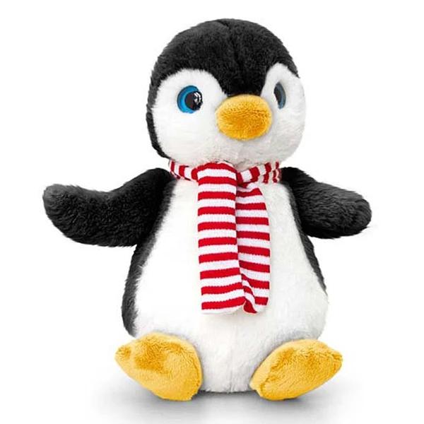 red ring Penguin Shower Radio
