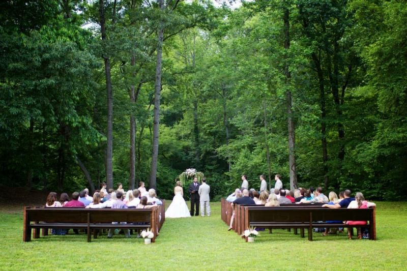 The Densmore Farm Weddings Ga Located 15 Minutes From Helen