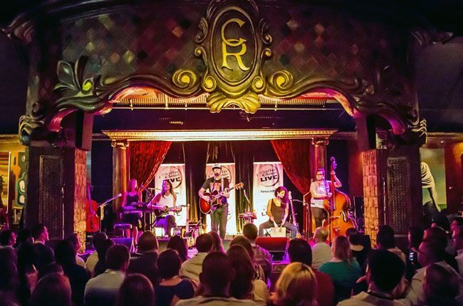 The Cutting Room - New York City-This is the club that Chris Noth ...