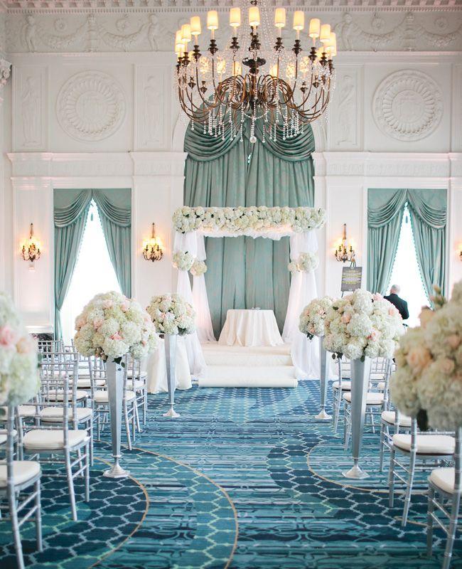 Indoor Wedding Ceremony Brampton: Glamorous Wedding, Wedding