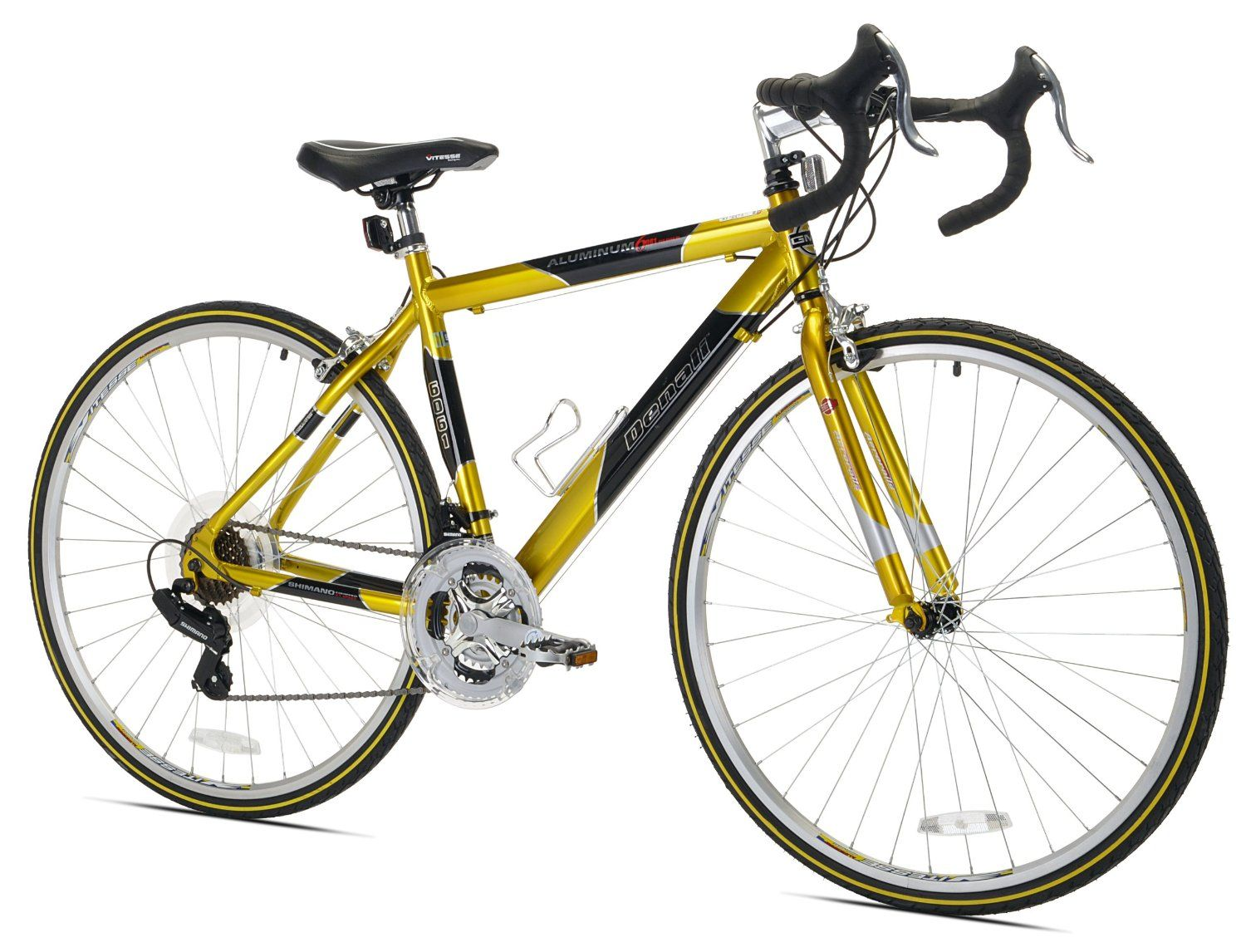 Gmc Denali Men S Road Bike Is Designed For The Everyday Rider Looking Value And Performance Bike Bike Reviews Bicycle