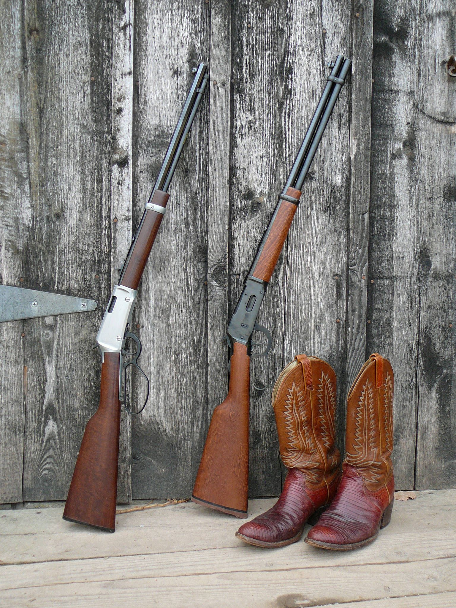 10625b44031 Lever Action Rifle cowboy boots | lever actions | Lever action ...