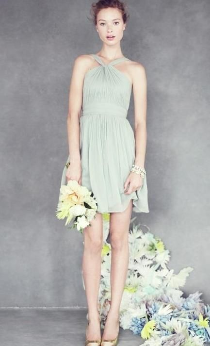 Bridesmaid Dresses- I realize I\'d have to lose a ton of weight ...